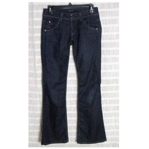 Hudson 25 Boot Cut Blue Jeans W170DHB A01514